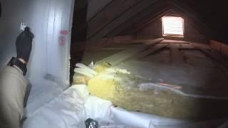 видео Собираюсь утеплить крышу мансарды