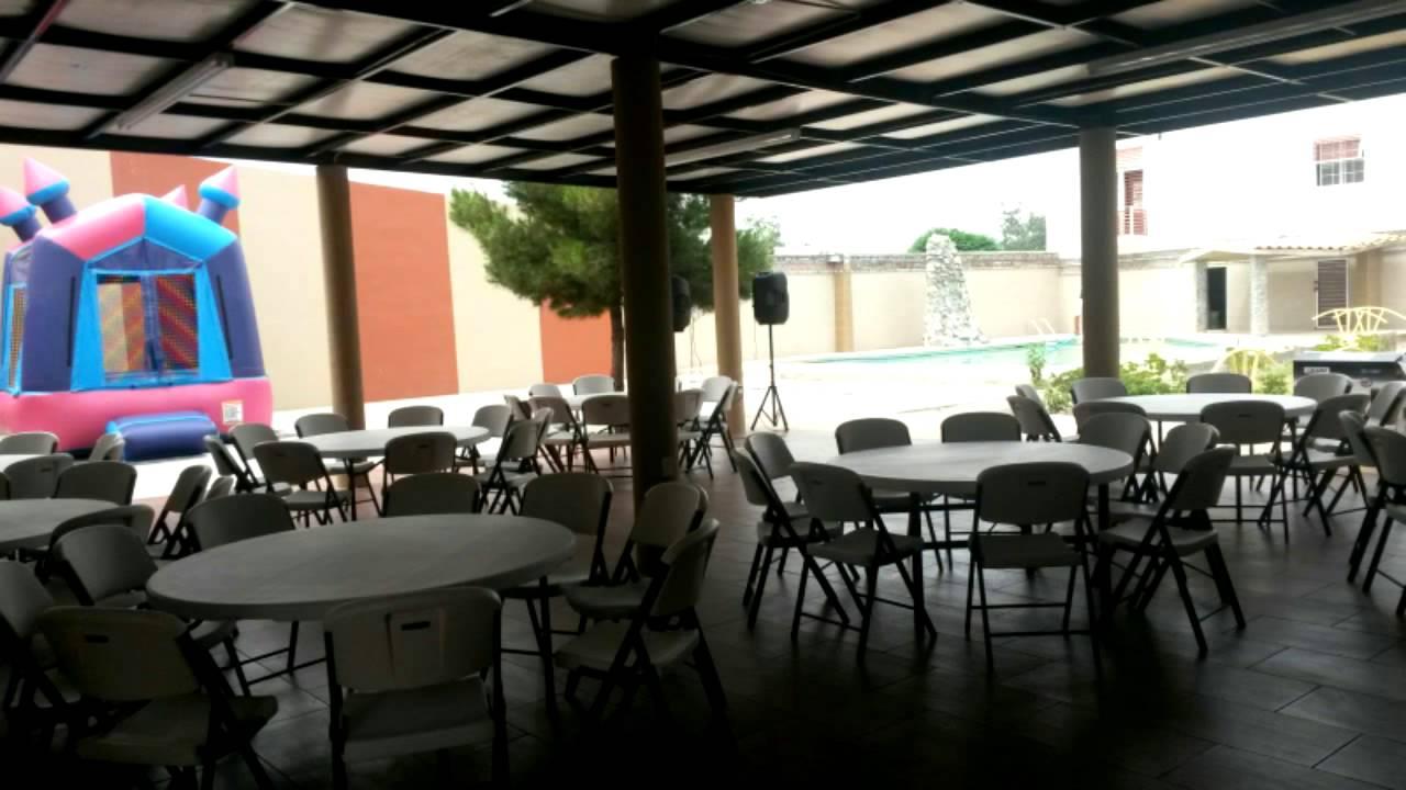 Jardín De Eventos Sevilla Youtube