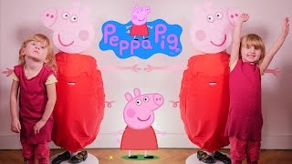 oeuf jouet peppa pig oeuf geant studio bubble tea unboxing peppa pig giant egg
