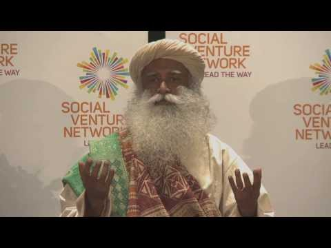 The Business of Business with Sadhguru Jaggi Vasudev