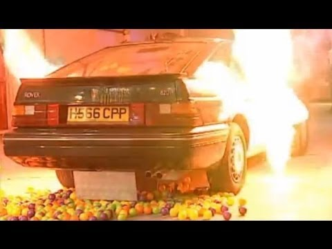 James Bond Car on a Budget - Top Gear - BBC