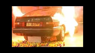 James Bond Car on a Budget - £300 worth of Gizmos & Gadgets | Top Gear