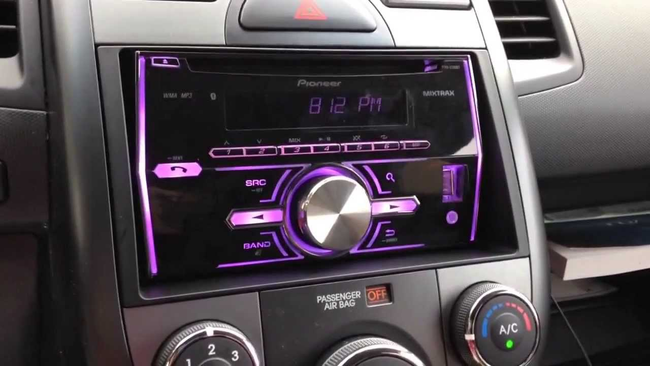 2010 kia soul stereo install youtube kia soul stereo system wiring [ 1280 x 720 Pixel ]