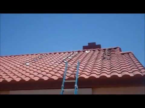 Arizona Energy Pros Installing a Sungevity Solar Panel System