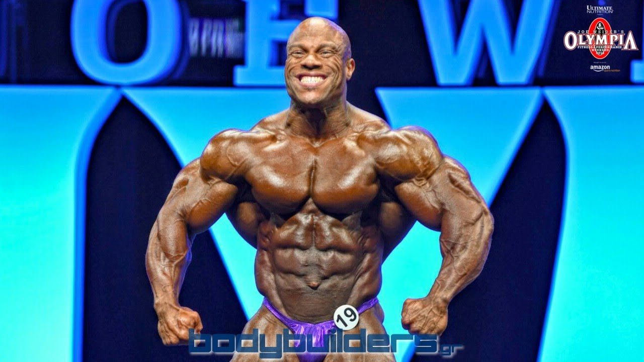 dd2ca3483ce Phil Heath's BEST SHOWING At The Mr. Olympia - YouTube