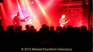 Pothead - Indian Song @ Forum Bielefeld 22.02.2013 (LIVE) HD