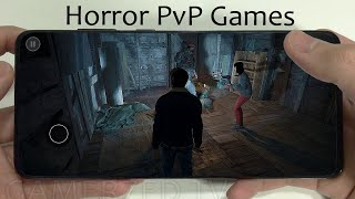 TOP 5 BEST MULTIṖLAYER HORROR GAMES FOR ANDROID & IOS IN 2021