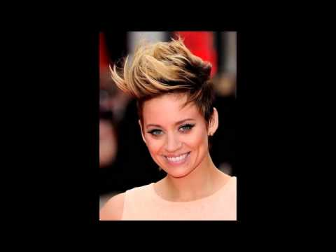 Pompadour Hairstyles For Women Youtube