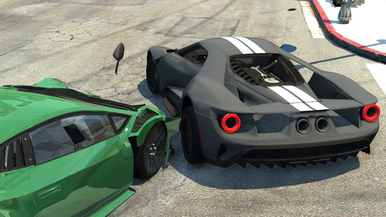 Expensive Car Crashes Luxury Cars Supercars Sports Cars Beamng
