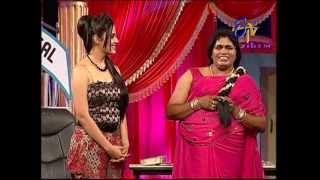 Jabardasth - Roller Raghu Performance on 28th March 2013