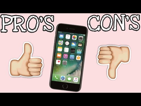 PRO'S & CON'S Having A iPhone📱 *Valid Fact* + Hacks & Tips! | it'syogirlkelyn thumbnail