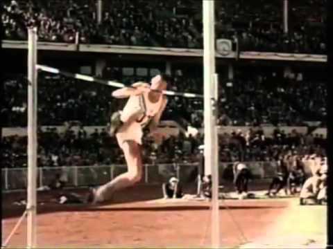 History of high jump- The Fosbury revolution (La storia del salto in alto- La rivoluzione fosbury)