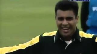 Waqar Younis 7 36  HQ    Pakistan v England at Leeds 2001 Natwest SeriesZAHID +8801712504193