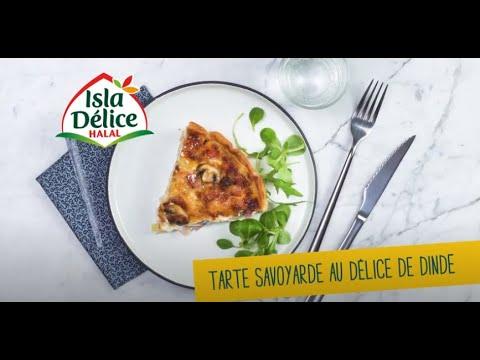 idée-recette-isla-délice-:-tarte-savoyarde-au-délice-de-dinde-:-dans-10-minutes-à-table