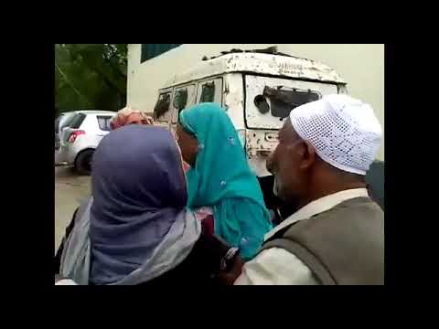 In Video PDP activist killed, two PSOs injured in Pulwama attack