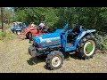 Mitsubishi, yanmar, iseki, suzue, goldoni traktor tractors 2017