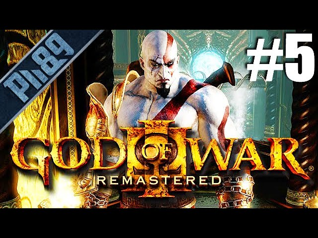 BRUCE WILLIS CSÁVÓ | God of War 3 Remastered #5