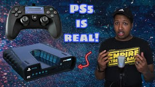 PS5 Release Date New Controller & Hardware Details!!