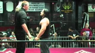 Big Cass Vs Astro Morales, February 27th 2010