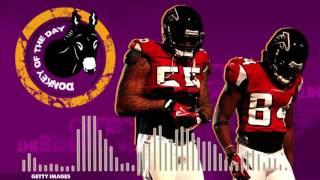 Atlanta Falcons Crumble Under The New England...