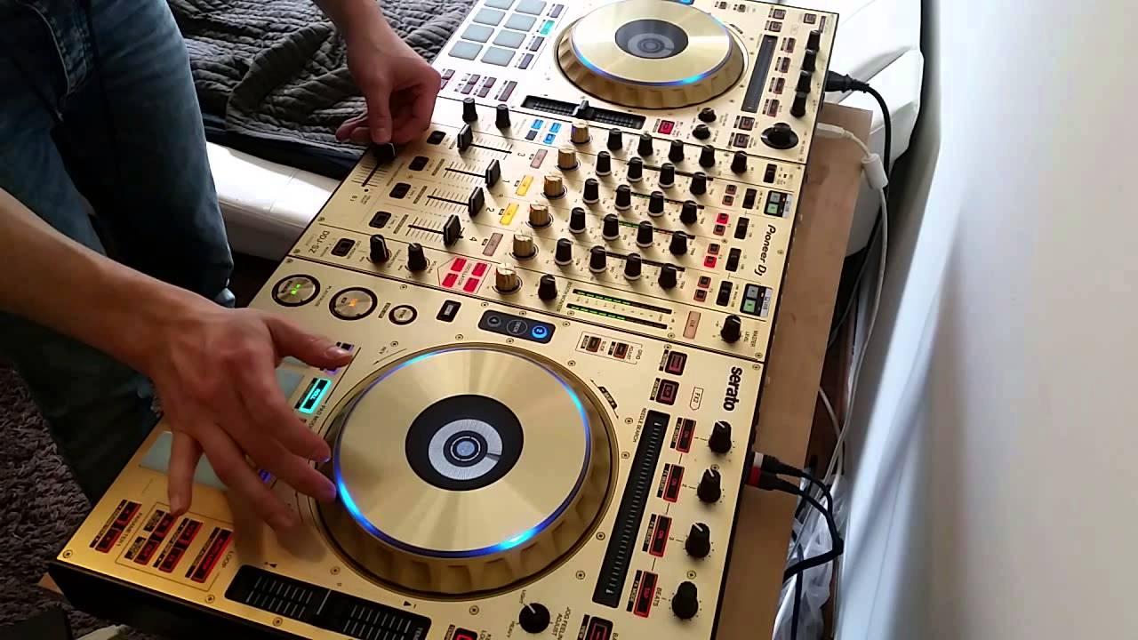 Pioneer Ddj Sz Gold : edm mix 2018 3 pioneer ddj sz n gold edition youtube ~ Russianpoet.info Haus und Dekorationen