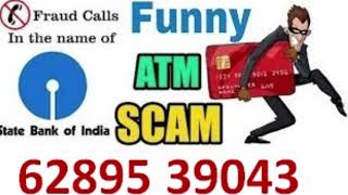 SBI Bank Manager fraud call @6289539043 Correct way to deal them !!