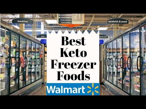 Best Keto Freezer Foods at Walmart 2020