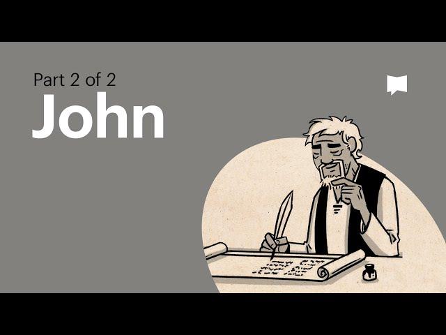 Overview: John Ch. 13-21