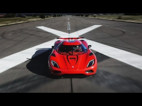 Faster Than a Bugatti Veyron? Koenigsegg Agera R – CAR and DRIVER