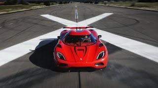 Faster Than a Bugatti Veyron? Koenigsegg Agera R - CAR and DRIVER