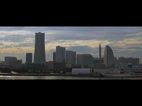 Yokohama in 8K - A Panasonic GH5 6K Photo Mode Anamorphic Exercise