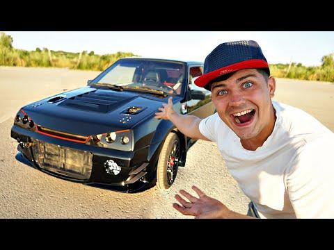 Купили вслепую автомобиль на аукционе за 150 тысяч рублей, а там...