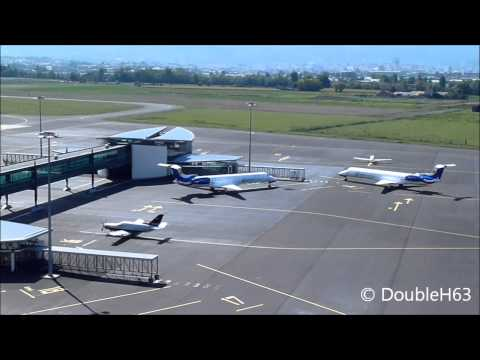 [Clermont-Ferrand Auvergne Airport] airport from the Tower view aéroport depuis Tour HD