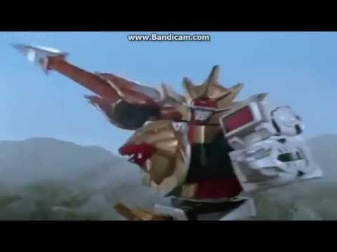 [GaoRanger] Gao King & Spear First Battle