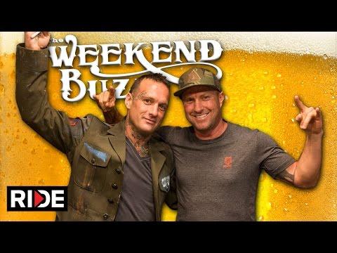 Kris Markovich & Neal Mims: Big Pants, Rodney Mullen & Sobriety! Weekend Buzz ep. 104 pt. 1