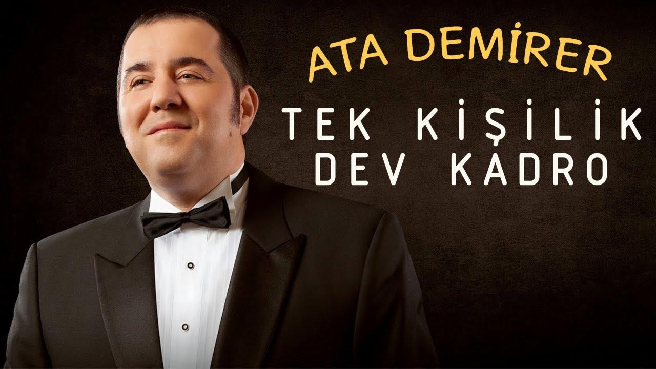 Download Ata Demirer - Tek Kişilik Dev Kadro 1   Full Bölüm