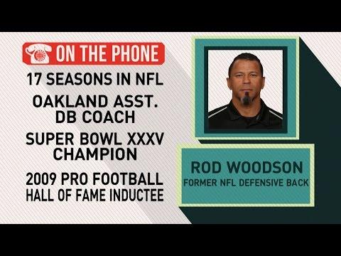 Gottlieb: Rod Woodson talks AFC Championship