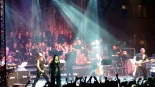 Tarja - Crimson Deep (Classic and Divine, Miskolc 2010)