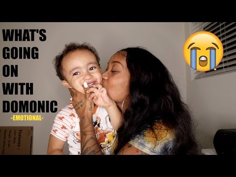 Talking about Domonic's health and why I've kept it private for so long thumbnail