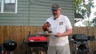 Beer Can Chicken - The Best Of Both Worlds