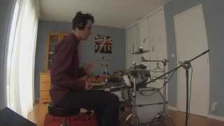 Paul Buhr - Glass Animal - Toes (Taken 3 OST) (Drum Cover)