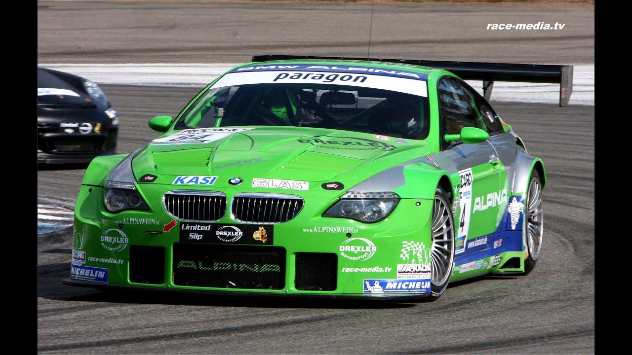 BMW Alpina B6 >> race-media.tv Onboard Classix: BMW ALPINA B6 GT3 Steffi ...