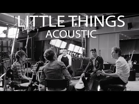 One Direction - Little Things [Acoustic]