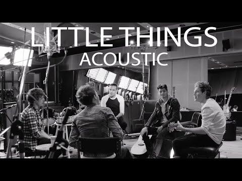 Слушать онлайн one direction - little things acoustic