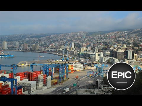 Quick City Overview: Valparaíso, Chile (HD)
