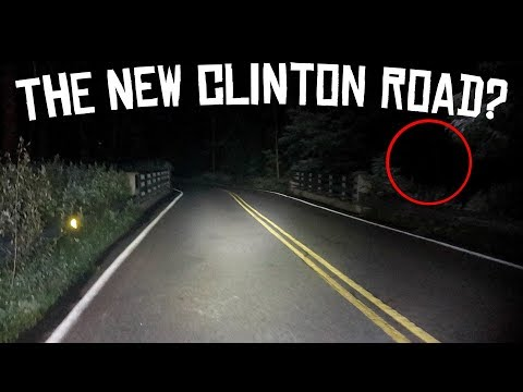 THE NEW CLINTON ROAD (THE HOLLYWOOD HILLS HAVE EYES)