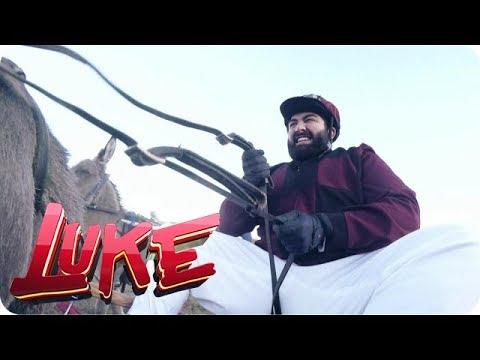 Eselrennen bei den Roadrunners  - LUKE! Die Woche und ich