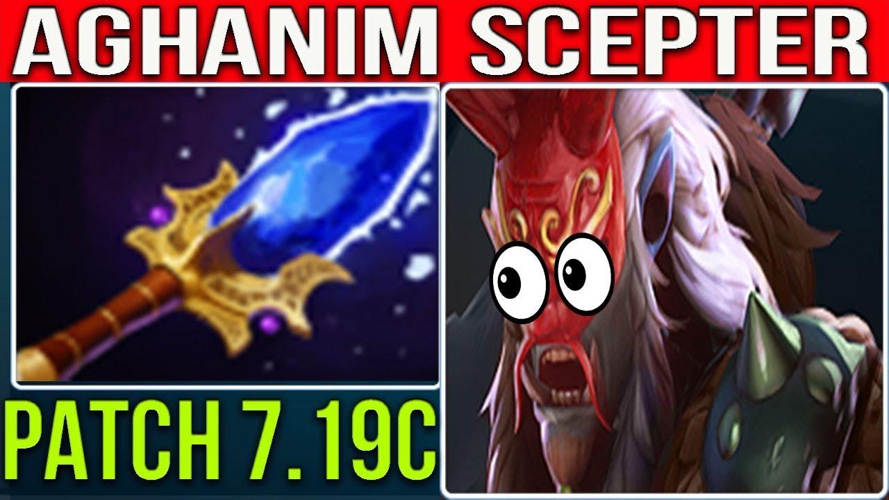 New Aghanim Scepter Hero Grimstroke Patch 7 19c Dota 2 New Meta Gameplay Youtube