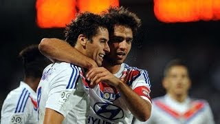 Clement Grenier & Yoan Gourcuff - French Duo-2013/2014 HD
