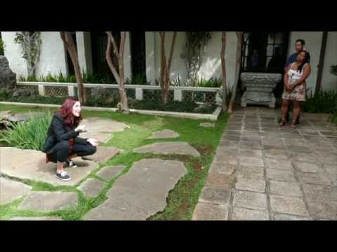 'Garden Paths' at the Honolulu Museum of Art